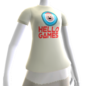 Hello Games T-shirt