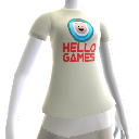 T-shirt di Hello Games