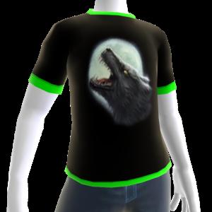 Werewolf Howl Shirt GT