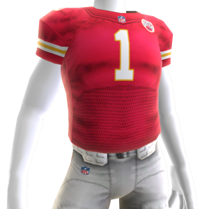 Kansas City Game Jersey