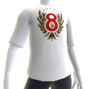 Camiseta com logotipo Section 8