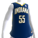 Indiana Pacers NBA 2K13 Jersey