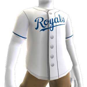 Kansas City Royals  MLB2K10 Jersey