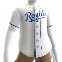 Kansas City Royals  MLB2K10-Trikot