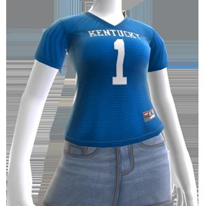 Kentucky Football Jersey