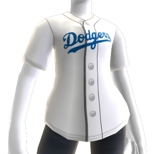 Jersey Los Angeles Dodgers MLB2K10
