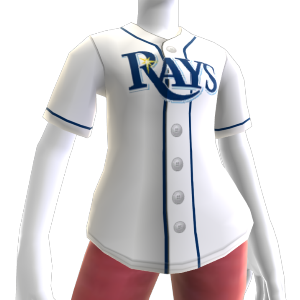 Tampa Bay Rays MLB2K10 Jersey