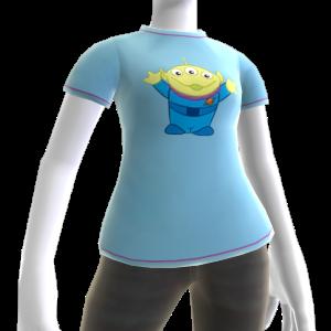 T-shirt degli alieni
