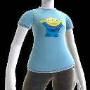 Alien-T-Shirt