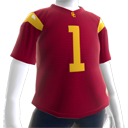 USC Football Jersey