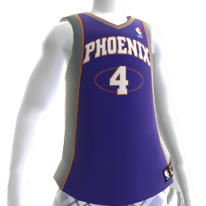 Phoenix Suns NBA 2K13 Jersey