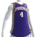 Phoenix Suns NBA 2K13-trøje