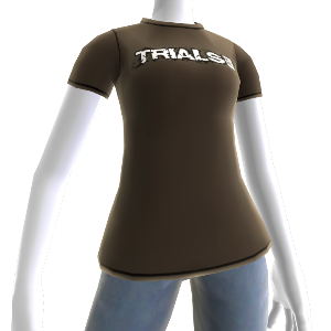 Camiseta con el logotipo de Trials HD