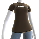 T-shirt con logo Trials HD