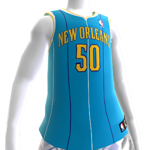 New Orleans Hornets NBA2K12 Jersey