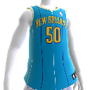 New Orleans Hornets NBA2K12-Trikot