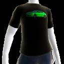 2017 Camaro LT 1LE Black Tee