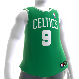 Boston Celtics NBA2K11 Jersey