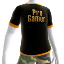Epic Pro Gamer Orange Trim Shirt