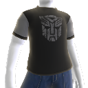 T-shirt avec logo Autobots gris