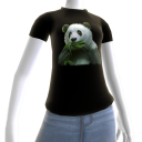 Epic Journey Giant Panda T-shirt