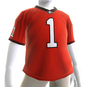 Georgia Football Jersey