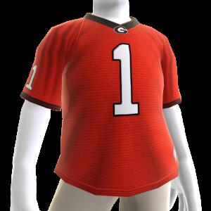 Georgia Football Jersey