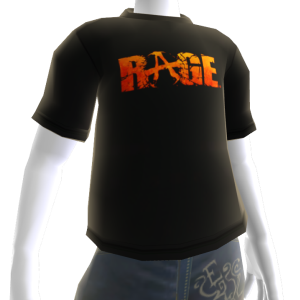 Black Rage Shirt