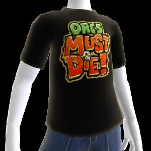 Camiseta con logotipo de OMD