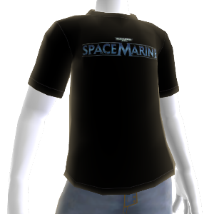 T-shirt logo Space Marine®