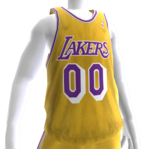 1972-1999 Lakers Home Jersey