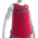Colete NBA2K10: Chicago Bulls