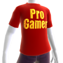 Red Gold Pro Gamer SS Shirt