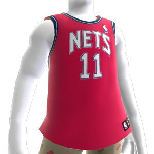 Colete NBA2K10: New Jersey Nets