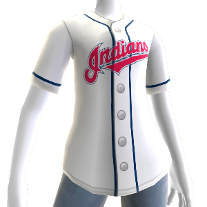 Cleveland Indians MLB2K11 Jersey 