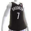 Brooklyn Nets NBA 2K13-trøje