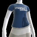 T-shirt Silhueta