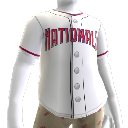 Washington Nationals MLB2K10-Trikot