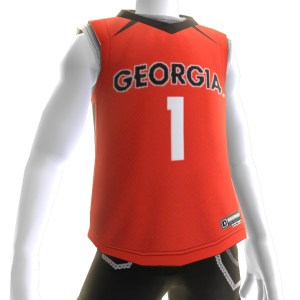 Georgia Basketball Jersey