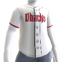 Maillot MLB2K10 Arizona Diamondbacks