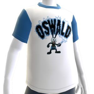 Camiseta de Oswald