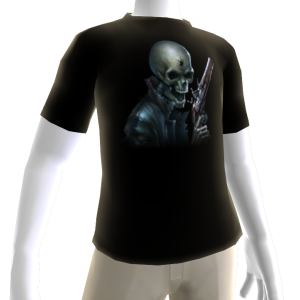 Death Rider 1 Black T-Shirt