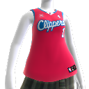 Camis. NBA2K10: Los Angeles Clippers