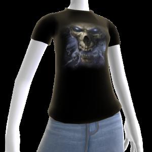 Epic Horror Skull T-Shirt