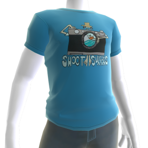 Shoot Surfers Tee