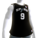 Camis. NBA2K11: San Antonio Spurs