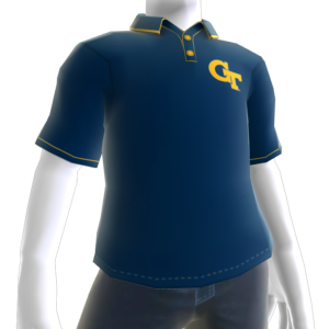 Georgia Tech Polo Shirt