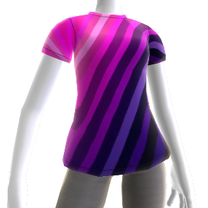 T-shirt néon Dance Central 3