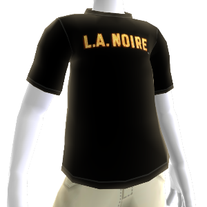 L.A. Noire Logo Tee