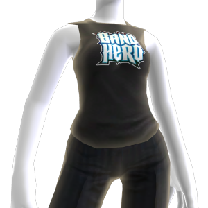 Band Hero Cutoff Shirt